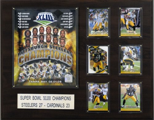 NFL Pittsburgh Steelers Super Bowl XLIII Champions ()