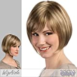 Estetica Design ELLEN SILKY CHIN LENGTH PAGE W/FULL Womens Wig RH1488 Color