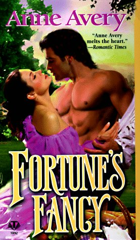 book cover of Fortune\'s Fancy