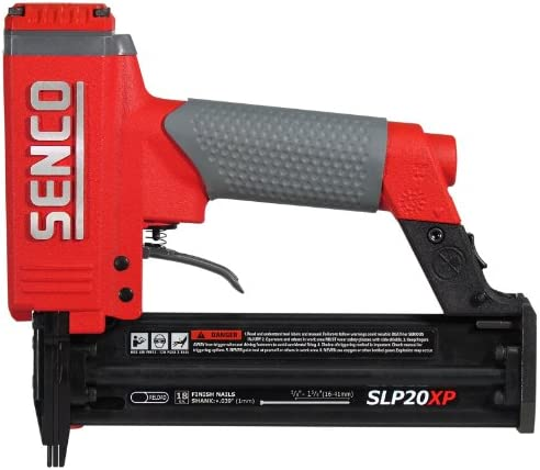 Senco SLP20XP 1-5 8-Inch 18 Gauge Brad Nailer with Case