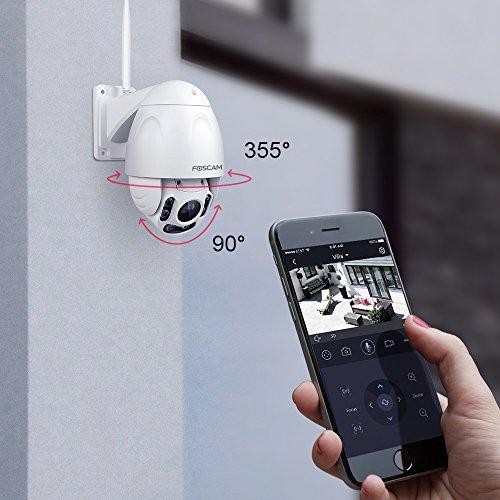 foscam outdoor waterproof ip camera firmware