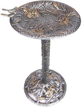 Oakland Living Hummingbird Bird Bath 5131AP