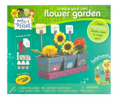Crayola Pop Pixies Flower Garden