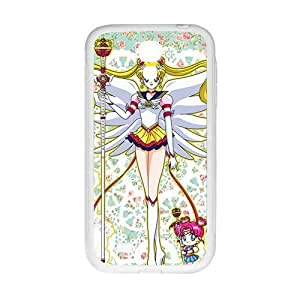 Cool painting Beautiful young girl Cell Phone Case for Samsung Galaxy S4
