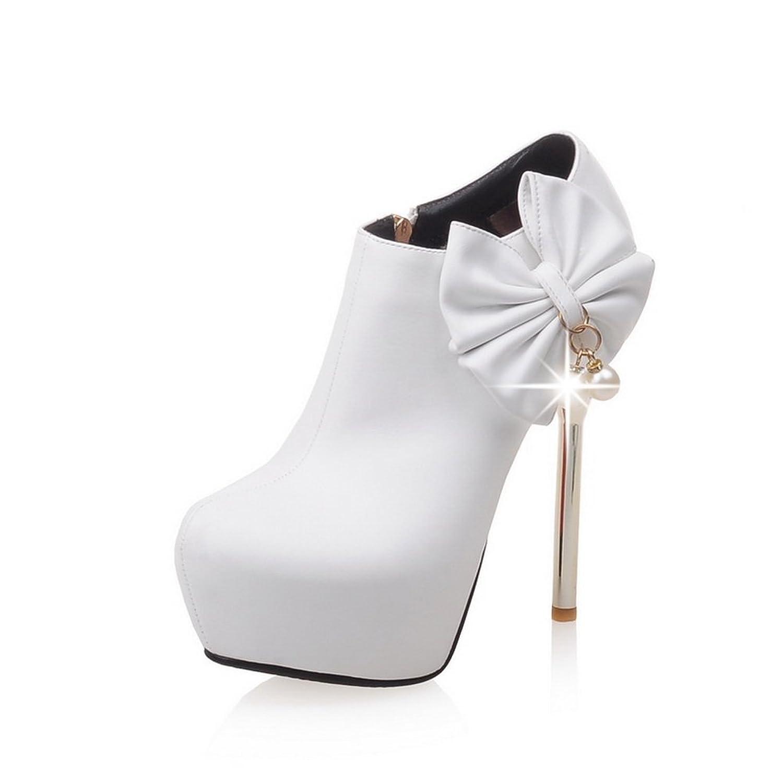 5 Blanc Apl06181 Escarpins 40 Eu Pour Bien Balamasa Femme Déchiré XwOzqq0fv