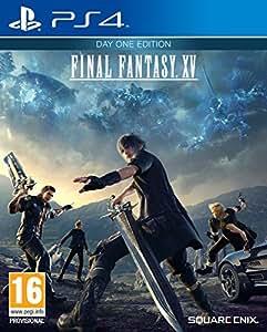 FINAL FANTASY XV PlayStation 4 by Square Enix