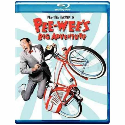 PEE WEE'S BIG ADVENTURE - Blu-Ray Movie