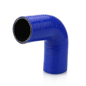 Sedeta Coche EGR Intercooler Turbo Boost tubo de manguera de silicona para Ford Focus 1.8 TDCi MK1: Amazon.es: Coche y moto
