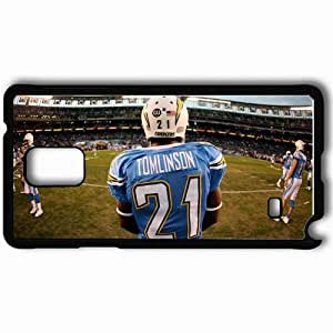Personalized Samsung Note 4 Cell phone Case/Cover Skin 37740 Black