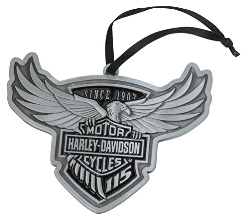 Harley-Davidson 115th Anniversary Limited Edition Pewter for sale  Delivered anywhere in USA