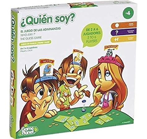 Quién Soy?: Amazon.es: Juguetes y juegos