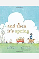 and then it's spring Paperback