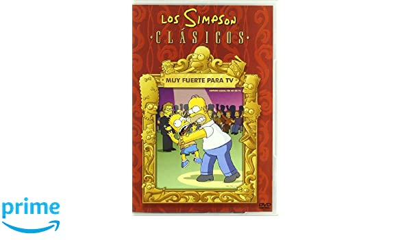 Los Simpson muy fuerte para TV [DVD]: Amazon.es: Pete Michels, Klay Hall: Cine y Series TV