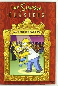Los Simpson muy fuerte para TV [DVD]