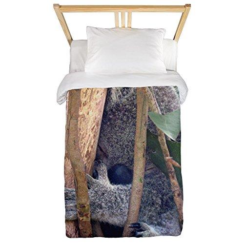 (CafePress 2-Koko 161A Twin Duvet Twin Duvet Cover, Printed Comforter Cover, Unique Bedding,)