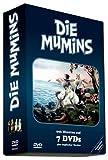Die Mumins 01-07 (Box Set) [Import allemand]