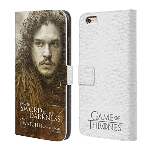 official-hbo-game-of-thrones-jon-snow-character-portraits-leather-book-wallet-case-cover-for-apple-i