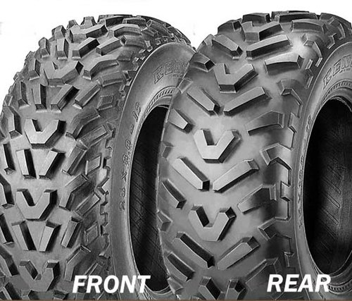 Kenda Pathfinder K530 ATV Tire - 24X9-11