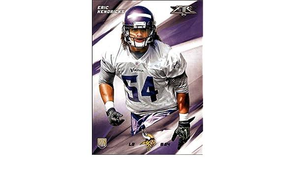 1aeb0812662 Amazon.com  Football NFL 2015 Topps Fire Rookies  19 Eric Kendricks NM-MT  RC Vikings  Collectibles   Fine Art