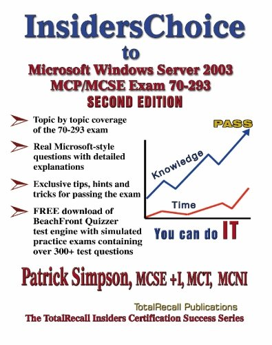 100 Best-Selling Windows Server 2003 Books of All Time