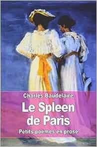 Le Spleen De Paris Petits Poèmes En Prose French Edition