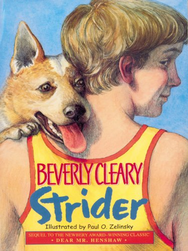 Strider (Leigh Botts Book 2) by [Cleary, Beverly]