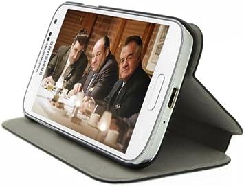 4-OK STNE4M - Funda con tapa para Samsung Galaxy S4 Mini: Amazon.es: Electrónica