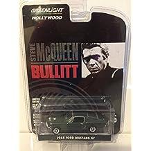 Greenlight 1:64 Steve Mcqueen Bullitt 1968 Ford Mustang Gt 44721