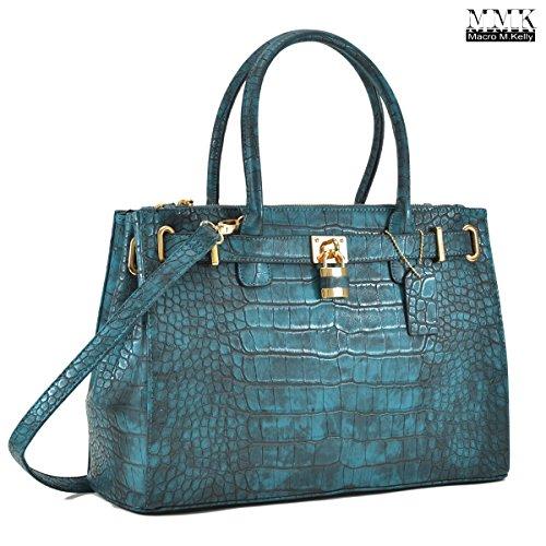 MMK collection Women Fashion Matching Satchel handbags with  wallet(2597 0326)~Designer Purse for Women ~ Perfect Women Purse and  wallet~ Beautiful Designer ... 9043e18e5da0d