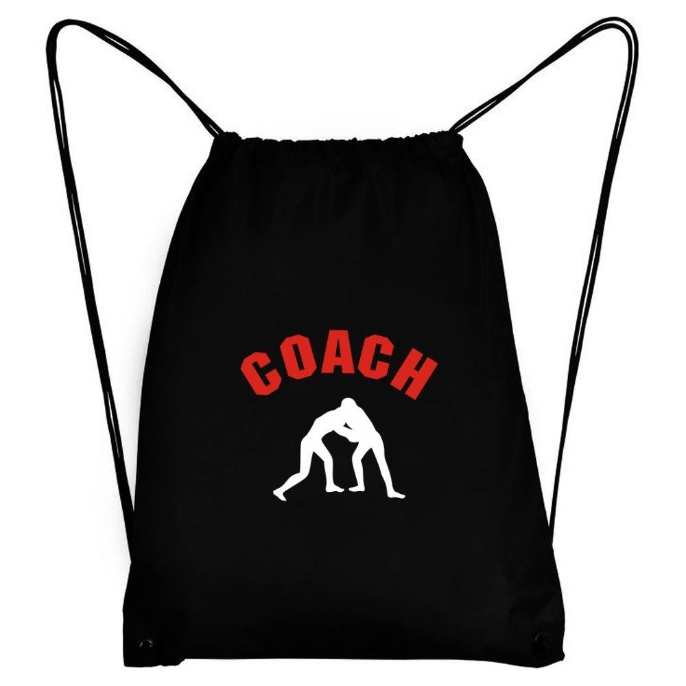 Teeburon Wrestling COACH Sport Bag by Teeburon