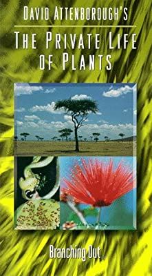 Private Life of Plants 1: Branching Out [VHS]