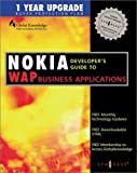 Nokia Developer's Guide to WAP Business Applications, , 1928994393