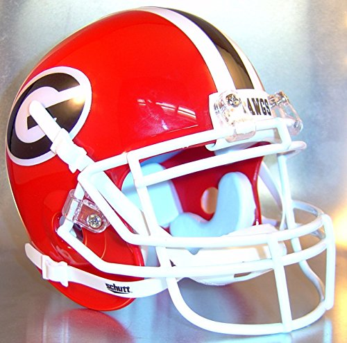 Georgia Bulldogs 1996 to 2000 - NCAA MINI Helmet