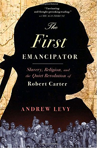 Book cover for The First Emancipator