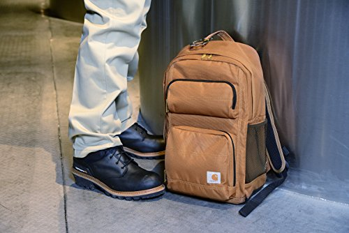 e8d3285eb Carhartt Legacy Standard Work Backpack with Padded Laptop Sleeve and Tablet  Storage, Carhartt Brown: Amazon.ca: Sports & Outdoors