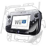 Nintendo Wii-U GamePad Screen Protector, IQ Shield? LiQuidSkin Full Body Skin + Full Coverage Screen Protector for Nintendo Wii-U GamePad HD Clear Anti-Bubble Film - with Lifetime Warranty by IQShield
