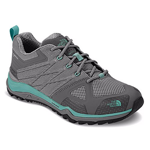 The North Face Ultra Fastpack II GTX - Calzado - gris 2017 Mnmstgy/agategn