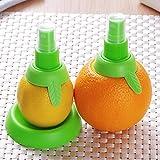 fruit spritzer - Lemon Sprayer Fruit Juice Citrus Lime Juicer Spritzer Kitchen Gadgets Spray Manual Juicer Fruit Juice for Kitchen