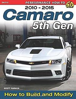 Chevrolet Camaro (10-15) Haynes Repair Manual (Does not