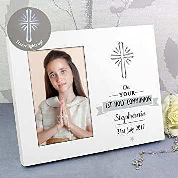 The Big Card Company First Holy Communion:Personalised On Your 1st ...