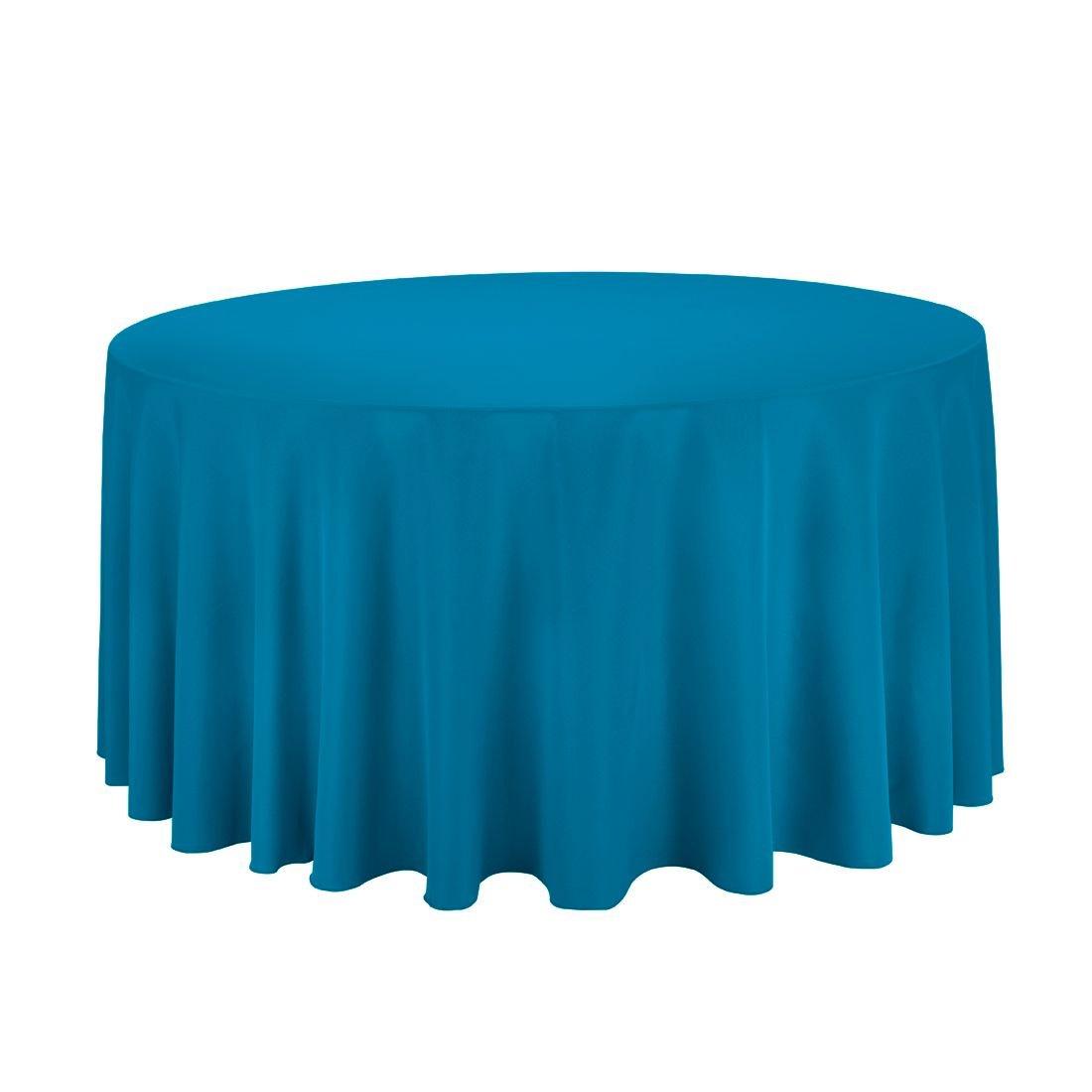 """Gee Di Moda Tablecloth - 120"""" Inch Round"""