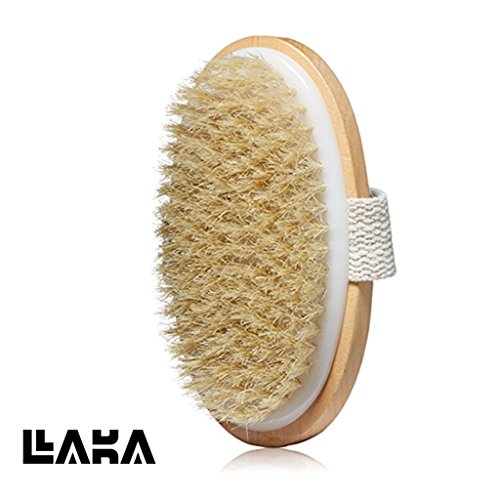 LAKA Dry Skin Body Brush - Improves Skin's Health & Beauty -...
