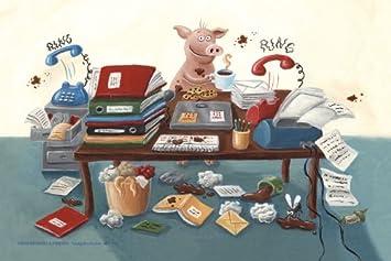 Laptoptuch Buro Chaos Amazon De Kuche Haushalt