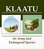 Klaatu - Siry Army Suit / Endangered Species by Klaatu (2006-02-13)