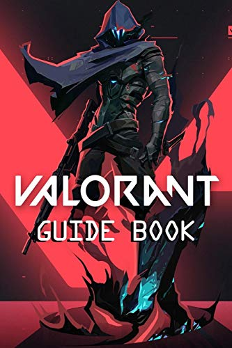 Valorant Guide Book: Travel Game Book