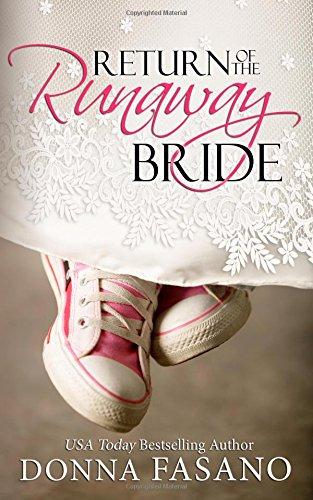 book cover of Return of the Runaway Bride