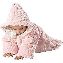 i-baby Outlast thermal management growth-type baby sleep bag, slumber bag or sack, HONEY, Pink/Yellow/Camel (pink)