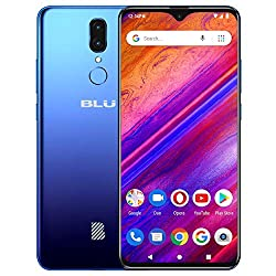 Image of the product BLU G9 G0130WW BLUE 64 GB that is listed on the catalogue brand of BLU.
