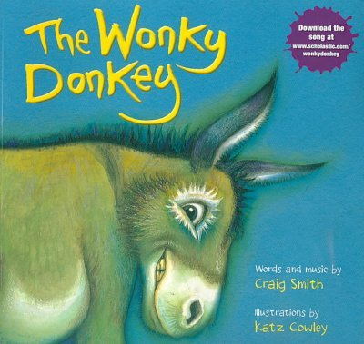 Price comparison product image By Craig Smith:The Wonky Donkey [Paperback]