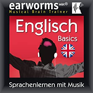 Earworms MBT Englisch [English for German Speakers] Audiobook